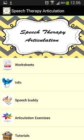 amazon com speech therapy articulation appstore for android