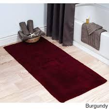 Burgundy Bathroom Rugs Burgundy Bath Rugs No2uaw
