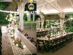 decoration mariage vintage décoration de mariage chêtre décoration mariage tendance