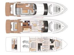 Luxury Yacht Floor Plans by Shawlife Princess 68 Charter Yacht Mediterranean Nyc