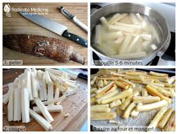 cuisiner manioc frites paléo de yuca manioc ou cassava je me mets au paléo
