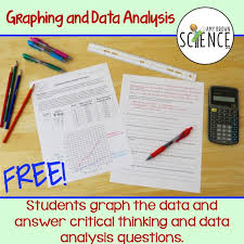 amy brown science graphing scientific method and data analysis