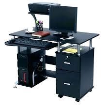 Blue Computer Desk Desks With Printer Storage Computer Desk With Printer Shelf Black