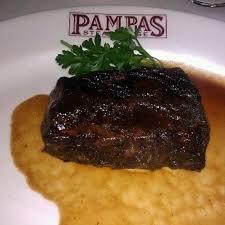 pampas steakhouse brick filet foodspotting