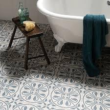 patterned tile bathroom patterned bathroom floor tiles