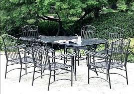 Black Metal Patio Chairs Check This Metal Folding Patio Chairs Startling Retro Metal