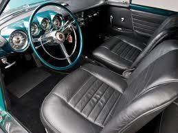 chrysler car interior 1953 chrysler gs 1 special ghia studios