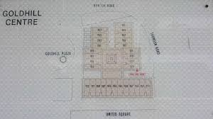 Shopping Centre Floor Plan by Goldhill Shopping Centre D11 Office For Sale 6325222