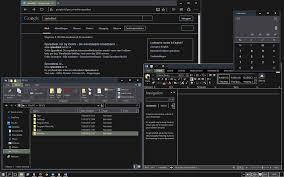 black themes windows 8 msa high contrast dark theme for windows10 by eluinstra on deviantart