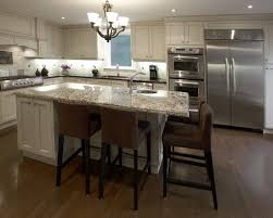 excellent catchy kitchen island with seating for 4 and kitchen