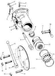 ford 601 workmaster pto problem