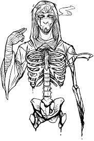 spooky skeleton png skeleton by blasticheart on deviantart
