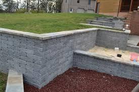 village garden wall nitterhouse masonry