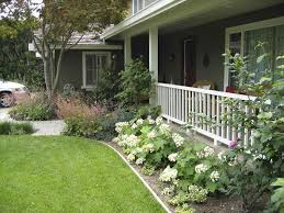 simple landscaping ideas for front of house backyard fence ideas