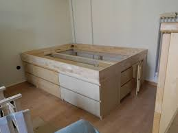 ikea storage bed hack astonishing ikea storage bed hack photos best inspiration home