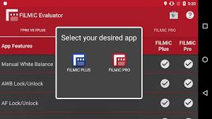 Pro Landscape App by Best Iphone App Filmic Pro Mobile