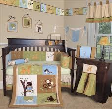 Carters Baby Bedding Sets Baby Nursery Animal Baby Nursery Room Decoration Using Brown
