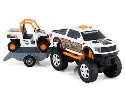 Ranger Svt Raptor Road Rippers Ford F 150 Svt Raptor W Polaris Ranger Xp 900 Toy
