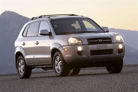 hyundai tucson 2006 tire size 2006 hyundai tucson specs and photots rage garage