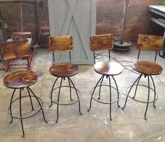 bar brown swivel counter height chairs ikea with back for
