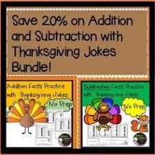 thanksgiving activities turkey ela and math math activities and