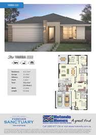 Blueprint Homes Inclusions Great 4 Brm Plan Australia Whitsunday 220 Brochure Pdf