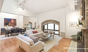 livingroom brooklyn this 2 995m duplex townhouse was carved out of a 1902 waterworks