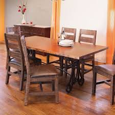 Copper Dining Room Tables by 65 Best Dining Images On Pinterest Dining Chairs Dining Room
