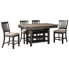pub table and chairs with storage stunning coaster fine furniture bar table set with tempered pic for