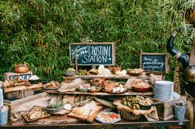 wedding catering ideas 24 unconventional wedding foods your guests will obsess