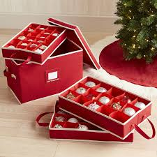 christmas ornaments christmas tree ornament storage christmas