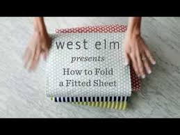How To Fold A Fitted Bed Sheet Best 25 Folding Fitted Sheets Ideas On Pinterest Fold Bed