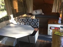 pop up camper remodel 1991 jayco camping pinterest camper