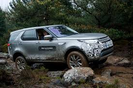 prototype drive 2017 land rover discovery automobile magazine