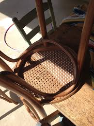 Rocking Chair Seat Replacement Replace Torn Caned Seats
