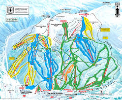 Pinellas Trail Map Copper Mountain Ski Map Uptowncritters