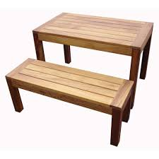 wood benches benches indoor iroko dark wood bench from ultimate