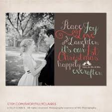 newlywed cards christmas card ideas for newlyweds all ideas about christmas and