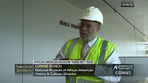 national museum african american history culture tour c span org
