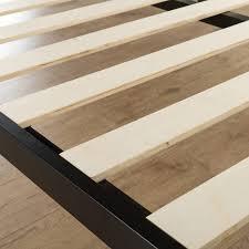 Platform Bed Slats Bed Frames Platform Bed Without Slats Box Spring Vs Foundation