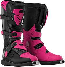 661 motocross boots mx womens riding gear