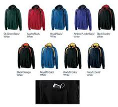 holloway tri color quarter zip vibe hoodie closeout sale