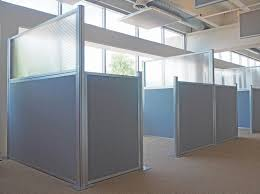 the hush panels diy cubicle partitions are a wise choice to grow