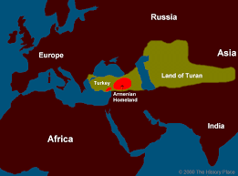 New Ottoman Empire The History Place Genocide In The 20th Century Armenians In
