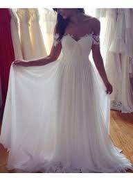 wedding dresses cheap online simple shoulder wedding dresses 2017 floor