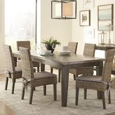 metal top kitchen table scott living davenport rustic metal top dining table coaster fine