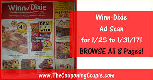 home depot spring black friday 2017 ad scan winn dixie ad scan for 1 25 to 1 31 17 browse all 8 pages