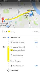 Washington On The Map by From Paper Bus Schedules To Google Maps The Story Behind Putting