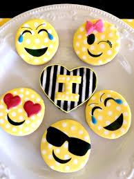 emoji themed birthday party pretty my party