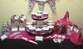 sweet 16 party supplies deluxe printable party decorations sweet 16 in hot pink or